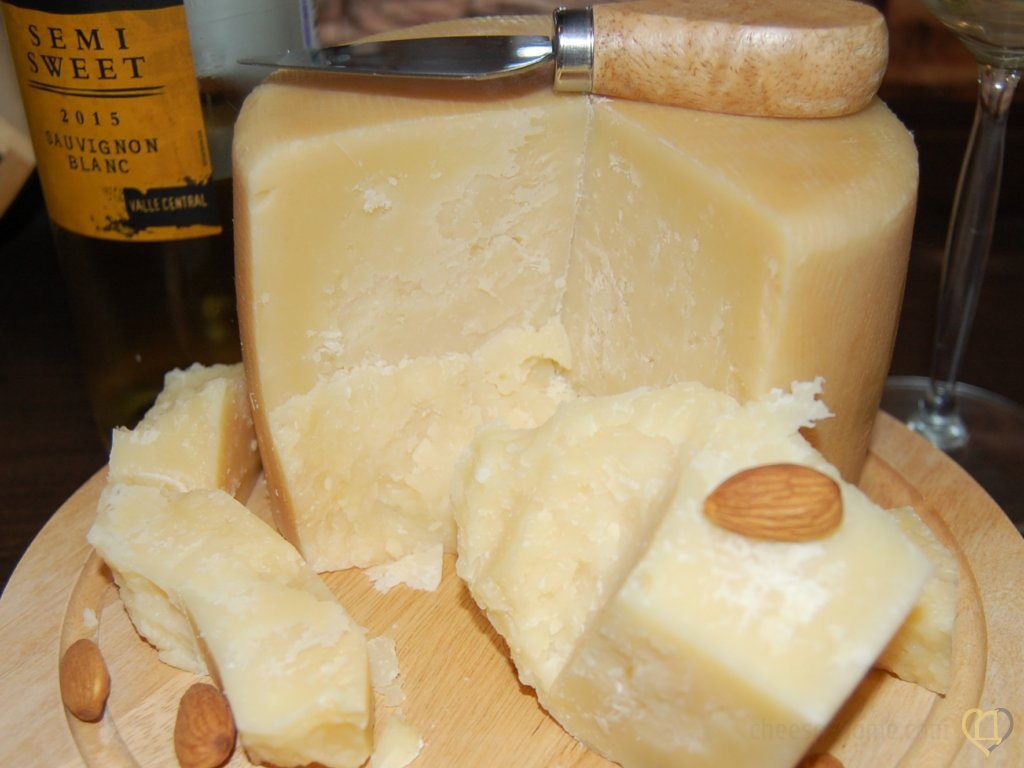 Рецепт твердого сыра в домашних условиях с пошагово