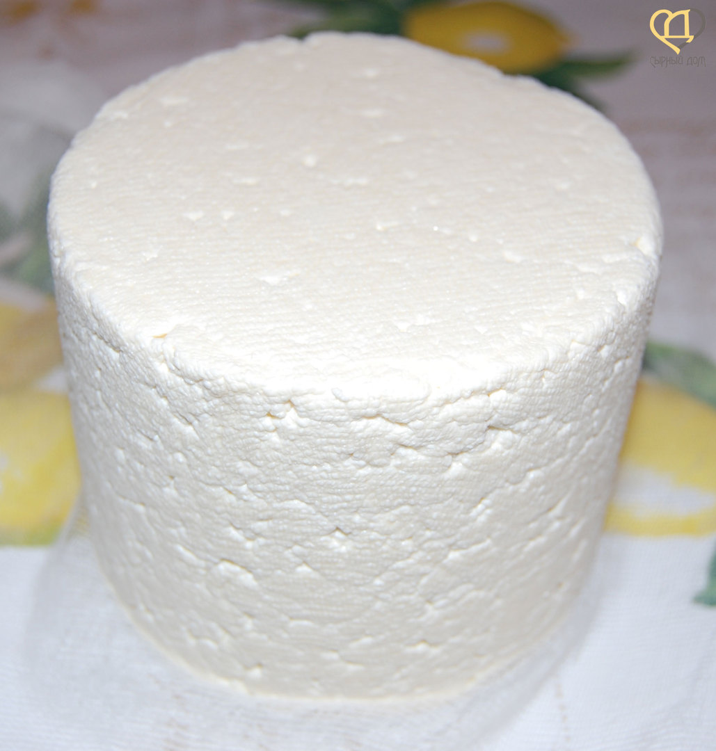 Рецепт сыра с хлористым кальцием #2